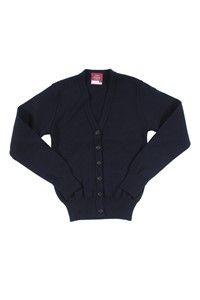 Navy Cardigan - Clearance