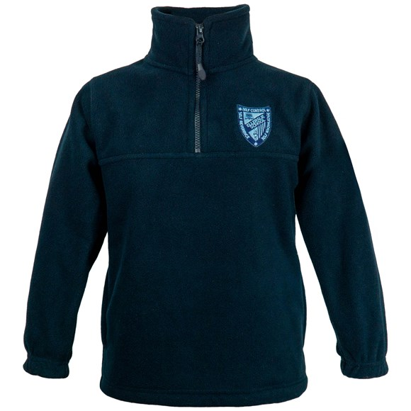 1/2 Zip Fleece (Yr 0-6)