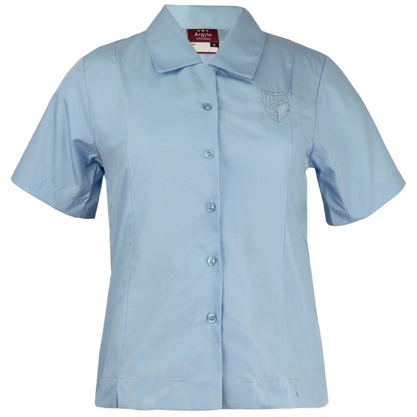 Short Sleeve Blouse (years 7-8)