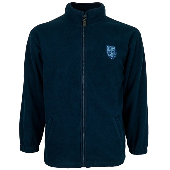 Full Zip Fleece (Yr 7-8)