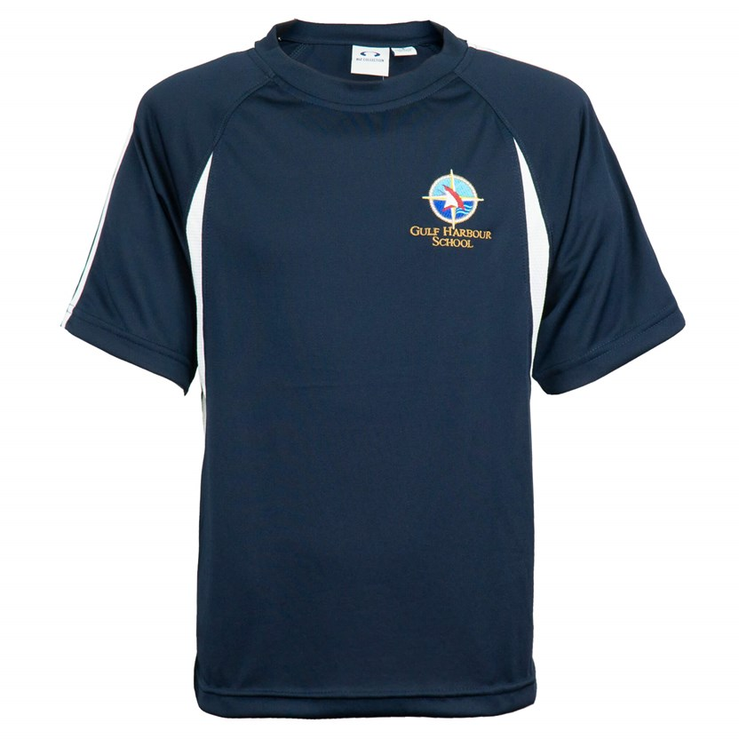 Sports Tee (Years 3 to 6) (sizes 8-16, M)