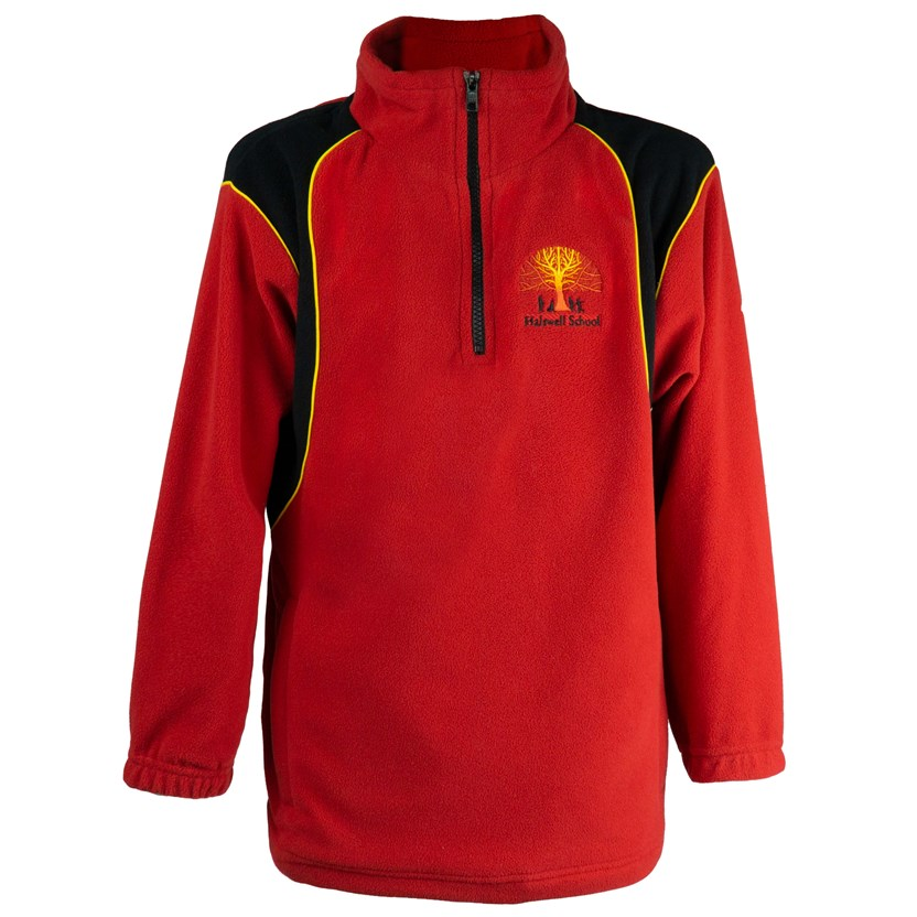 Fleece Pullover (size 2-14)