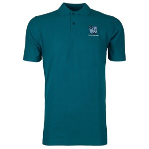 Peacock Short Sleeve Polo