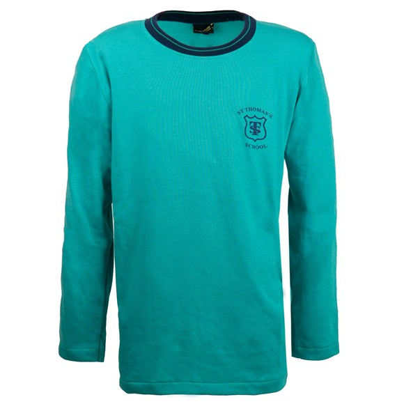 Long Sleeve Junior Top