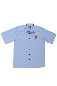 Years 12 - 13 Boys Short Sleeve Shirt