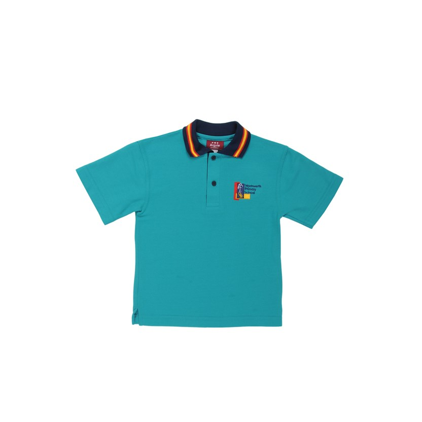 Polo Shirt (sizes 12, 14, S)